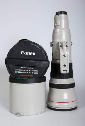 Canon EF 800 mm f 56 IS usm