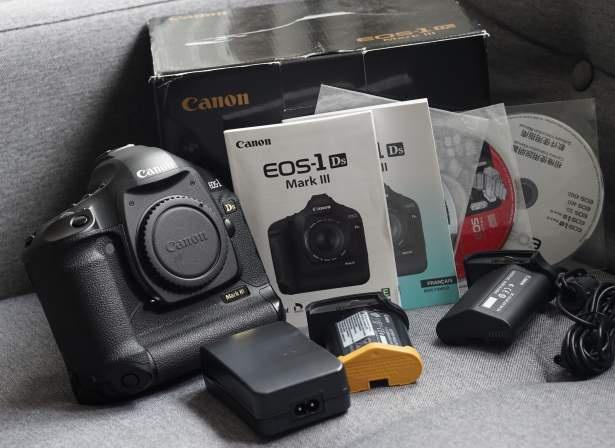 1DS mark III complet canon