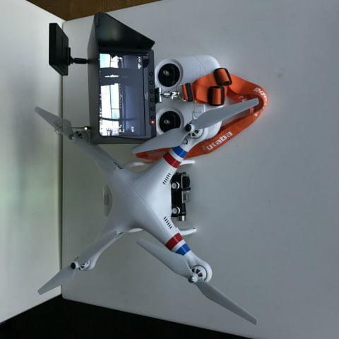 DJI Phantom GoPro Hero 3 Black FPV RTF