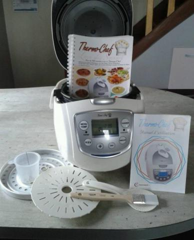 Robot Thermo-chef avec accesoires