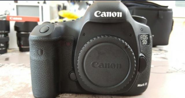 Canon 5F mark III