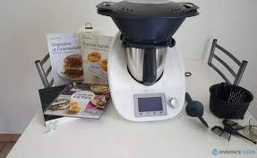 Thermomix TM5 AVEC COOK KEY