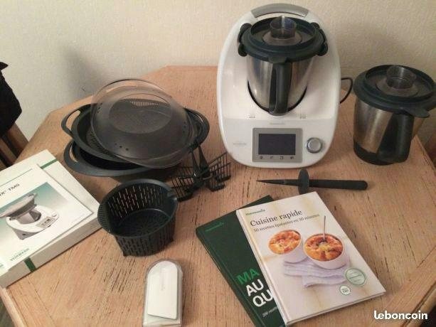 Robot Thermomix TM5 2017