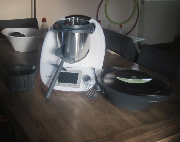 Thermomix tm 5 joanitapelagie@gmail.com